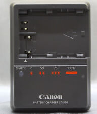 Genuine Original Canon CG-580  Battery Charger for BP-511A BP-508 BP-514