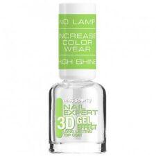 Miss Sporty NAIL EXPERT 3D Gel Effect Long Lasting Top Coat No UV Lamp