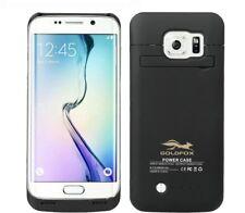 Estuche con Cargador De Batería Para Samsung S6 S6 respaldo externo Cubierta Protectora 4200mAh EDGE