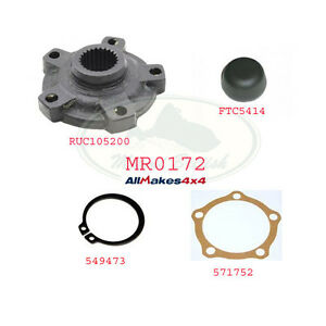 LAND ROVER AXLE SHAFT DRIVE KIT DEFENDER MR0172 RUC105200 ALLMAKES4x4
