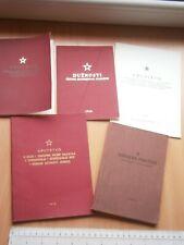 Yugoslavia Jna army lot Manual Book military combat rules infantry brigade 80s