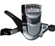 Shimano Alivio 9 velocidad de engranajes de palanca de cambios thumbshifter Rapidfire Pod 9s Bicicleta de Montaña Bici