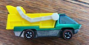 1971 Hot Wheels Redline Scooper Green Hong Kong Redlines