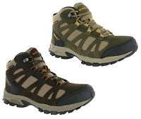 Hi-tec Alto Mid Waterproof Lightweight Hiking Walking Ankle Boots Mens UK7-13