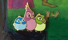 Disney Auctions Sleeping Beauty Aurora Briar Rose birds bird friends pin LE HTF