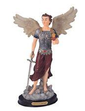 "12"" Inch Archangel Jehudiel Statue Figurine Figure Religious San Saint Angel"