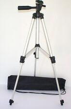 "50"" Pro Photo/Video Tripod W/Case for Panasonic Lumix DMC-TS4 DMC-TS20"