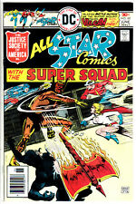 ALL-STAR COMICS #60 (NM-) High Grade! 9.2 Bronze-Age JSA! 1976 Vintage DC Comic