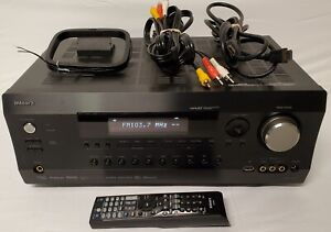 Integra DTR-30.5 7.2 Channel Home A/V AM FM Stereo Receiver HDMI Wi-Fi Bluetooth