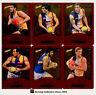 2014 Select AFL Champions Gold Foil Parallel Card Team Set West Coast (12)