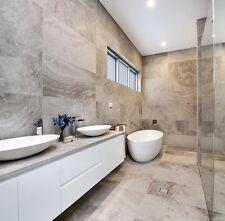 Volcanic Limestone honed Light/Medium 600x600x16mm Premium Quality Tiles