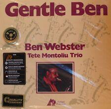 BEN WEBSTER - ANALOGUE PRODUCTIONS - APJ-040-45 - GENTLE BEN - 2LP - 200G