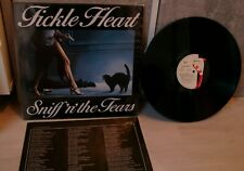 Fickle Heart, Sniff 'n' the Tears, LP Vinyl, Chiswick 0067065