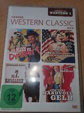 Große Western Classic Box - Vergessene Western (DVD)