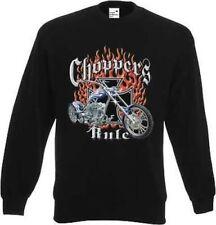 Biker Cotton Hoodies & Sweats for Men