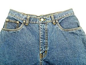 Bill Blass Womens Capri Jeans 100% Cotton Size 10