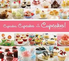 Cupcakes, Cupcakes and More Cupcakes! by Lilach German (2009, Hardcover)