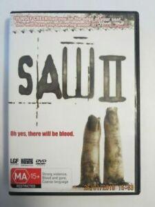 Saw II 2 - DVD -THRILLER Donnie Wahlberg, Shawnee Smith, Tobin Bell - REGION 4