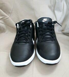 Nike Infinity G Golf Shoe CT0531 Size 13W Black/White new without box