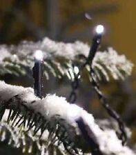 LED Lichterkette 200 weiße LED's warmweiß Konstsmide 3613-110 für Außen