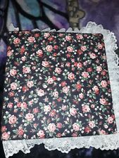HAND STITCHED COVERED PHOTO ALBUM