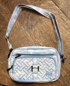 Lug Convertible Crossbody Belt Bag Carousel Mystic Sea Glass NWOT