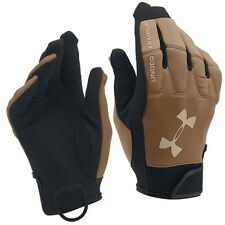 New Under Armour Men's UA Tactical TAC Service Gloves Coyote Brown XL 1292876