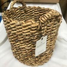 """9.5 """" Woven Planter Basket - Hearth & Hand with Magnolia"""