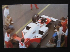 Photo Marlboro Mclaren TAG MP4/2B 1985 #1 Niki Lauda GP F1 Zandvoort (NL) Pitbox