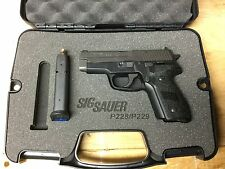 Custom Case for Sig Sauer 228 Or 229 Model - Laser Cut Fit It's Perfect!