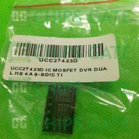 3PCS UCC27423D IC MOSFET DVR DUAL HS 4A 8-SOIC TI