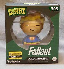 Fallout Vault Boy Toughness Dorbz Vinyl Figure - Entertainment Earth Exclusive