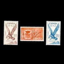 Ifni nº 215/17 1965 der Tag der Briefmarke Schild Adler Fauna coat MNH