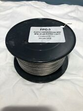 Full Roll 1125 Ft 20 Pound No 3 Plastic Coated Stainless Steel Framing Wire