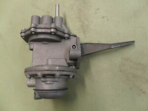 New Airtex 906 Fuel Pump Dual Action 69 70 71 AMC Rambler V-8 Mechanical