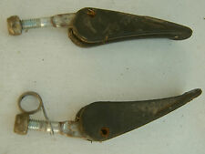 Used Handlebar Locking Levers for Rover XL rotary lawn mowers, one pair