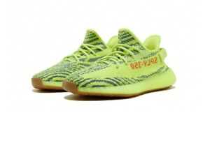 Adidas Yeezy 350 V2 Cleat-Fluorescent Green