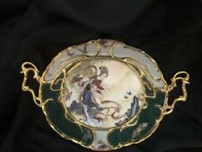 Treasures of the Red Manison plate