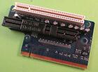PCI / ADD2-R Riser Card v3. 1 PCIE X4/X8/X16 LENOVO/IBM