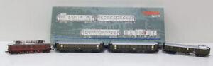Marklin 2660 Deutsche Reichsbahn Express HO Gauge Electric Passenger Train Set