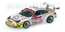 1:43 Porsche 911 GT3-RSR 12h Sebring 2004 Bernhard MINICHAMPS 400046423 OVP new