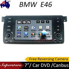 "7"" BMW 3 Series E46 Win CE Car DVD GPS Player Head Unit for E46 M3 318 320 325"