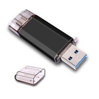 32GB i Flash Drive OTG Adapter Type C USB Storage 3.0 Memory Stick For Samsung