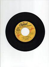 "SEVENTY SIX TROMBONES 7"" 45 PROMO VG 4 SONG JAZZ EP CAPITOL #537 STAGE & SCREEN"