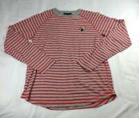 The Hundreds Men's Sz L Striped Sweater Adam Bomb (A+ Cond.) $90