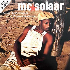 CD SINGLE 2 TITRES MC SOLAAR CLAUDE MC LES TEMPS CHANGENT POLYDOR 571796-2 1997
