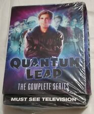 New listing Quantum Leap: The Complete Series (Dvd 18-Disc Box Set) Season 1-5