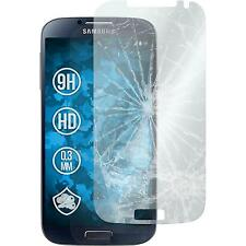 1 x Samsung Galaxy S4 Protection Film Tempered Glass clear
