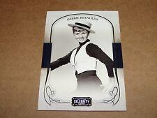 2008 Celebrity Cuts DEBBIE REYNOLDS #16 Silver Foil SP/499 Three Little Words
