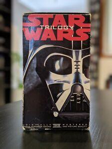 Star Wars Trilogy VHS (1995 version)